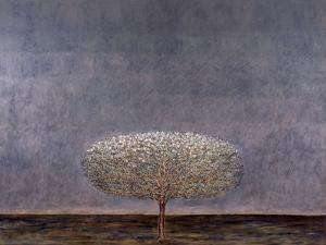 The flowering tree, 2009 by Evelyn Williams