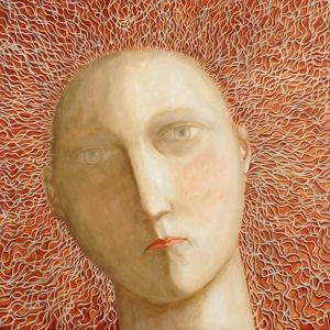 The Head, 2011 by Evelyn Williams