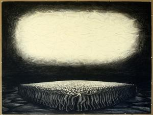 The Prophecy, 1986 by Evelyn Williams