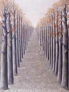 The Way There, 2008 by Evelyn Williams