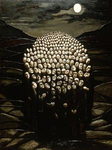 Waiting for the Day, 1979 by Evelyn Williams