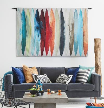 Even Flow Wall Tapestry - Small--Wall Tapestry