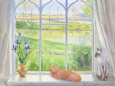 Evening Breeze-Timothy Easton-Giclee Print