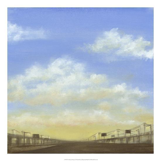 Evening Commute I-Jennifer Goldberger-Premium Giclee Print