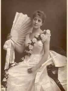 Evening Dress 1890
