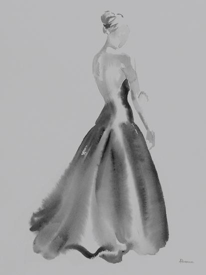 Evening Elegance - Opal-Deborah Pearce-Art Print