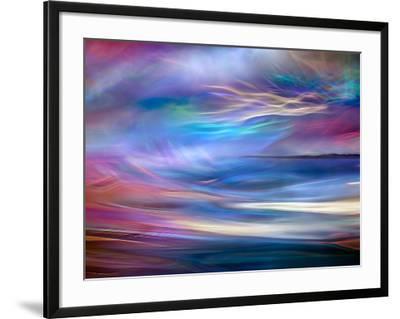 Evening Ferry Ride-Ursula Abresch-Framed Giclee Print