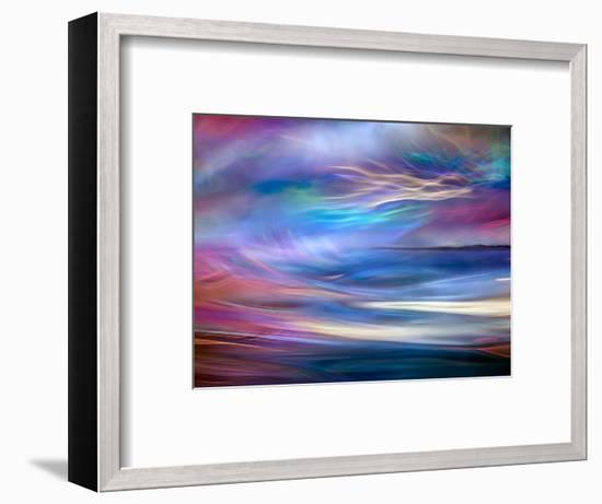 Evening Ferry Ride-Ursula Abresch-Framed Premium Photographic Print