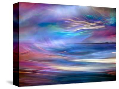 Evening Ferry Ride-Ursula Abresch-Stretched Canvas Print