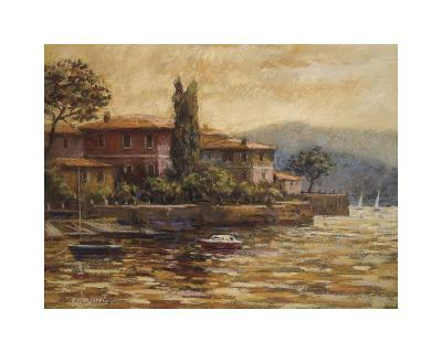 Evening Gold-Malcolm Surridge-Giclee Print