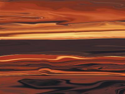 Evening in Ottawa valley 1-Rabi Khan-Art Print