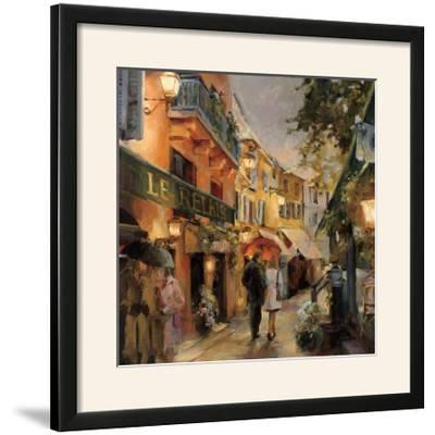 Evening in Paris-Marilyn Hageman-Framed Photographic Print