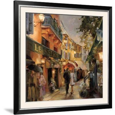Evening in Paris-Marilyn Hageman-Framed Photographic Print