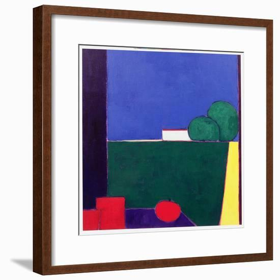 Evening in Tuscany-Eithne Donne-Framed Giclee Print