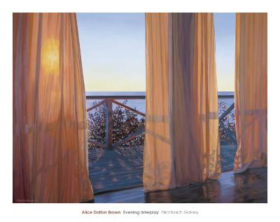 Evening Interplay, 2000-Alice Dalton Brown-Art Print