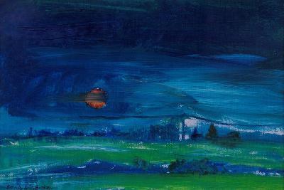 Evening Landscape-Brenda Brin Booker-Giclee Print