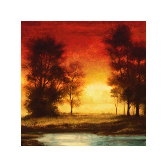 Evening Light II-Neil Thomas-Giclee Print