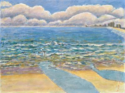 Evening, North Myrtle Beach-Patricia Eyre-Giclee Print