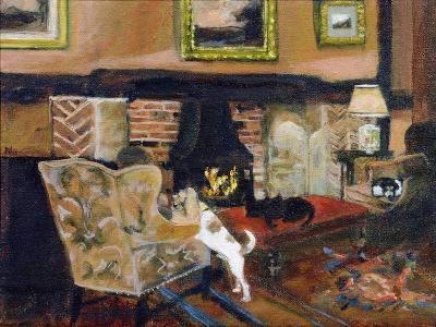 Evening of Contentment, 2003-Margaret Hartnett-Giclee Print