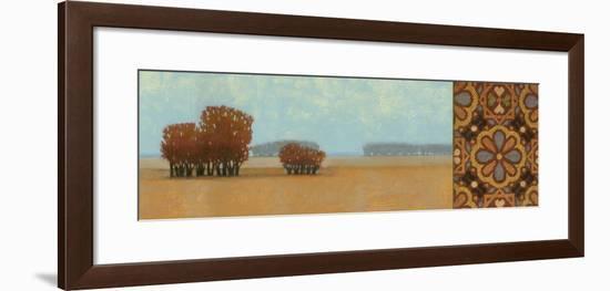 Evening of Culture II-Norman Wyatt Jr.-Framed Art Print