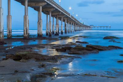 Evening Pier II-Lee Peterson-Photo