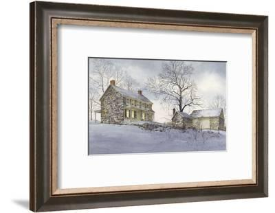 Evening Quiet-Ray Hendershot-Framed Art Print