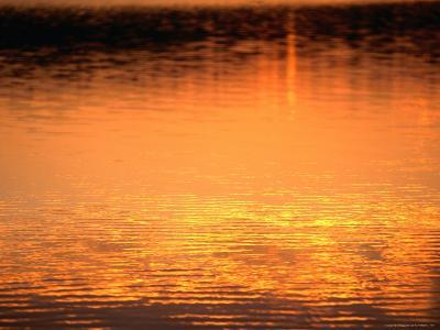 Evening Reflections on Lake Itasca, Itasca State Park, USA-John Elk III-Photographic Print