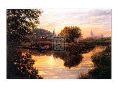 Evening Rendezvous-G^ Petley-Art Print