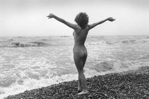 Nudist Beach by Evening Standard
