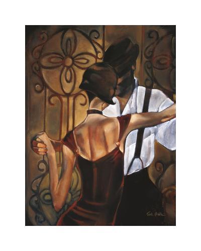 Evening Tango-Trish Biddle-Giclee Print