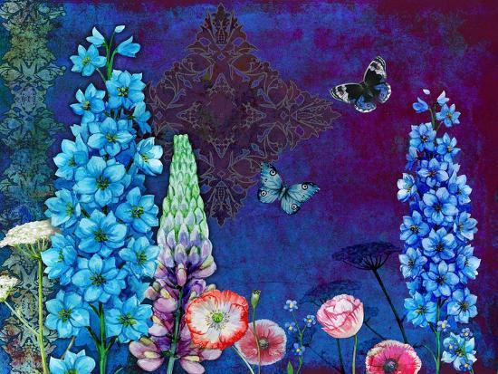 Evening-Maria Rytova-Giclee Print