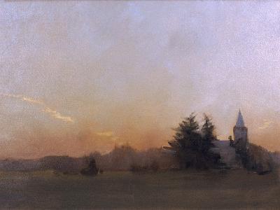 Evening-Michael Budden-Giclee Print