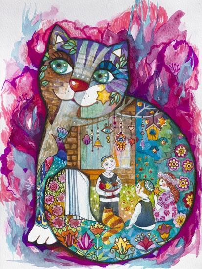 Evening-Oxana Zaika-Giclee Print