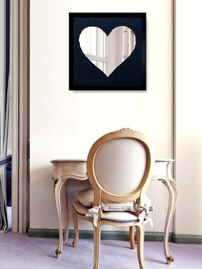 Ever After Blue Mirror--Home Accessories