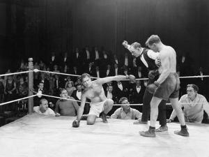 Boxing Match by Everett Collection