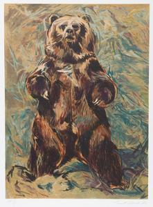 Standing Bear by Everett Hibbard