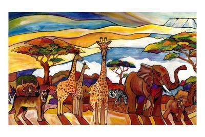 African Serengeti II
