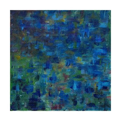 Mixed Emotions in Blue II
