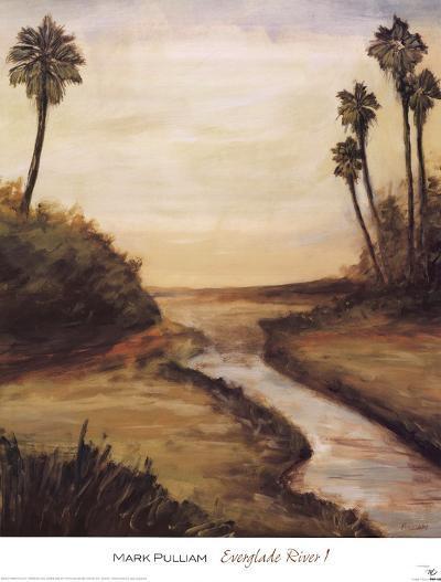 Everglade River I-Mark Pulliam-Art Print