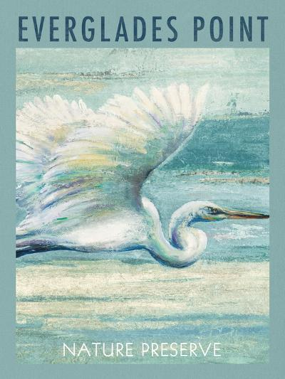 Everglades Poster I-Patricia Pinto-Art Print