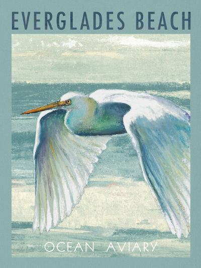 Everglades Poster II-Patricia Pinto-Art Print