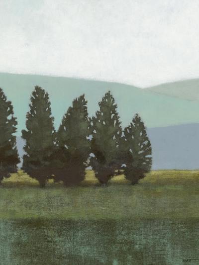 Evergreen I-Norman Wyatt Jr^-Art Print