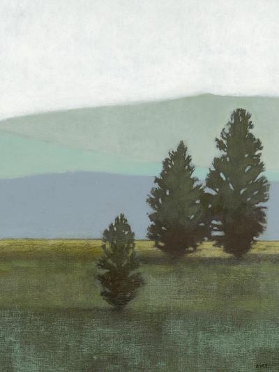 Evergreen II-Norman Wyatt Jr^-Art Print