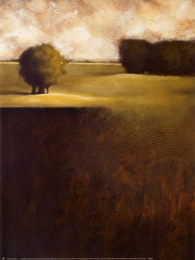 Evergreen V-Vincent George-Art Print