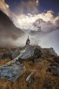 Annapurna South by Everlook Photography