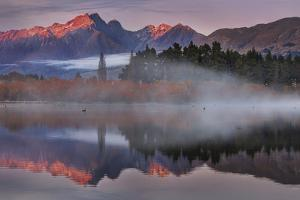 Glenorchy Mists by Everlook Photography