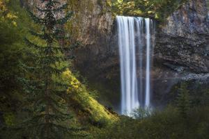 Tamanawas Falls by Everlook Photography