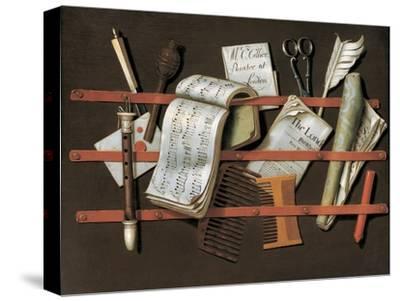 Letter Rack, C.1698