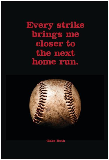 Every Strike Home--Poster
