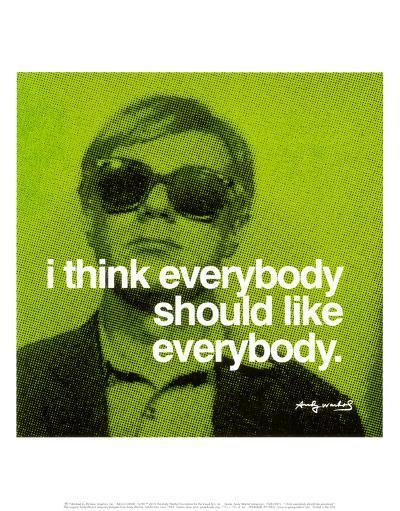 Everybody--Art Print
